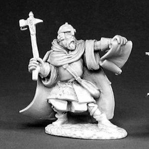 2401 Thomas Bronwyn, Cleric