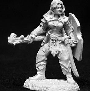 2693 Danra, Female Druid