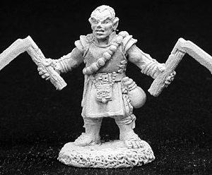 2709 Biff - Halfling Monk