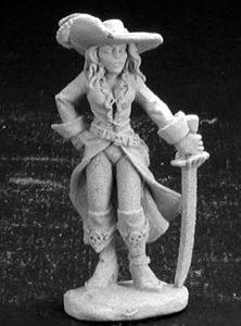 2859 Melisande Wavecutter, Female Pirate