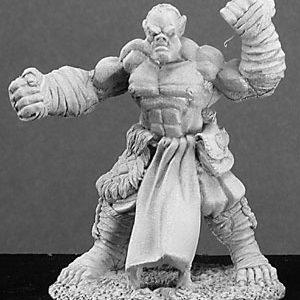 2926 Gungor, Half Orc Monk