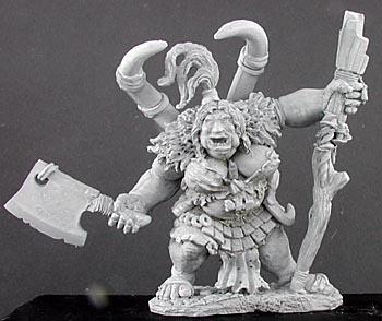 2933 Talanka, Female Ogre Shaman
