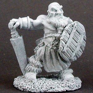 2942 Gullivar, Gnome Barbarian
