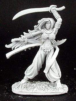 2970 Rasia, Bladedancer