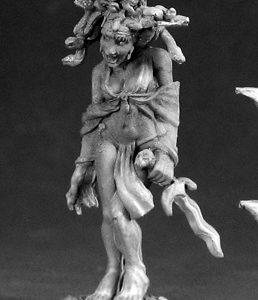 3050 Thelfoea, Medusa