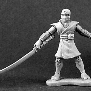3081 Edo, Male Ninja