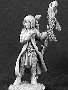 3093 Sharyn, Female Wizard