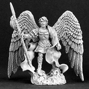 3151 Achiah, Male Angel