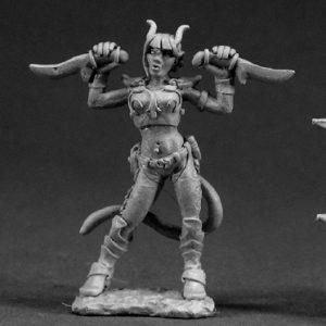 3315 Tiviel, Hellborn Rogue