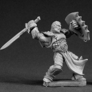 3317 Kale Nolan, Heroic Warrior
