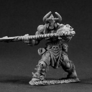 3339 Marek Manslayer, Evil Warrior