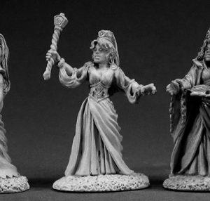 3343 DHL Classics, Female Wizards