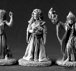 3375 DHL Classics, Female Wizards (3)