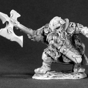 3386 Thorvald, Dwarf Hero