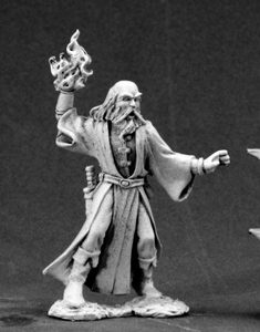 3458 Cadarius, Male Wizard