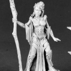 3492 Autumn Bronzeleaf, Female Elf Wizard