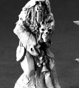 3571 Dulkathur, Necromancer