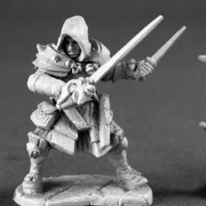 3647 Drago Voss, Assassin