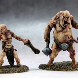 REAPER MINIATURES DARK HEAVEN 03695 Death Dog