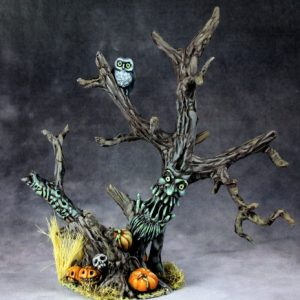 3692 Halloween Tree