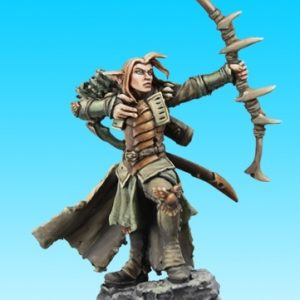 3732 Arathanel, Elf Ranger