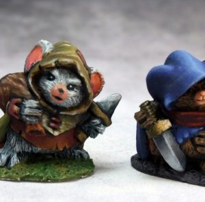3741 Mousling Thief and Assassin