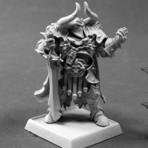 3972 Krass Omenthrall, Evil Warrior