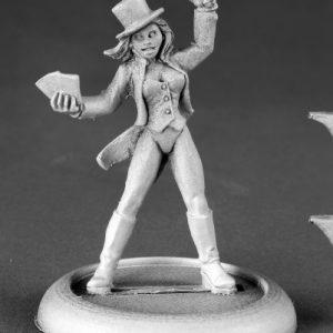 50125 Yvette, Magician's Assistant