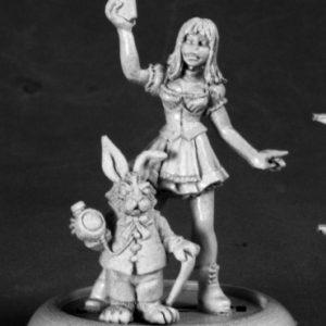 50209 Alice and White Rabbit