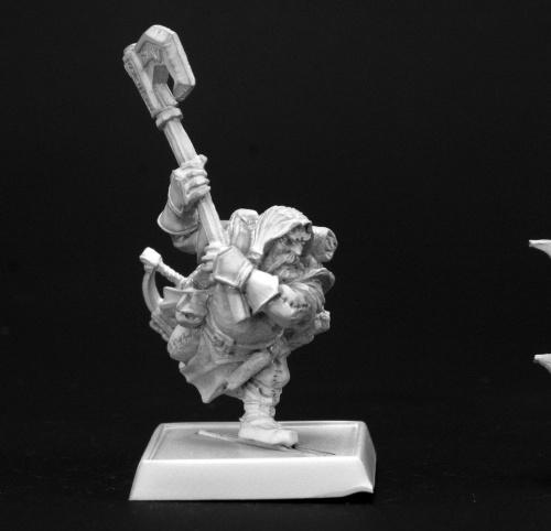 60004 Harsk, Iconic Male Dwarf Ranger
