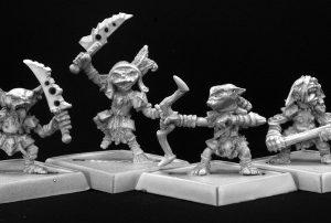 60006 : Goblin Warriors (4)