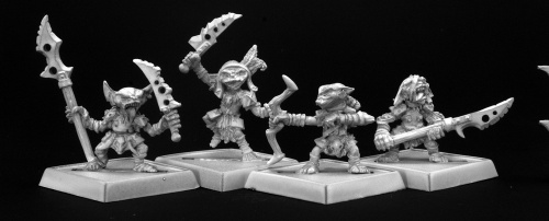 60006 : Goblin Warriors (4)
