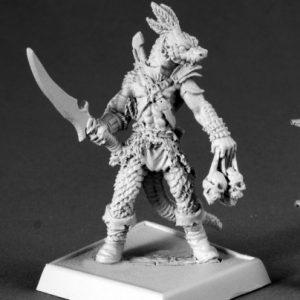 60074 Serpentfolk Warrior