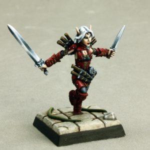 60095 Merisiel, Iconic Elf Rogue