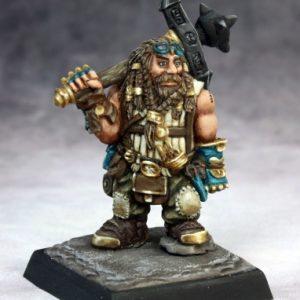 60122 Cheiton, Dwarf Hero