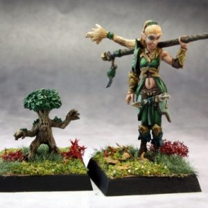60147 Pathfinder Druid and Familiar