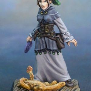 60169 Nella Cailean, Female Wizard
