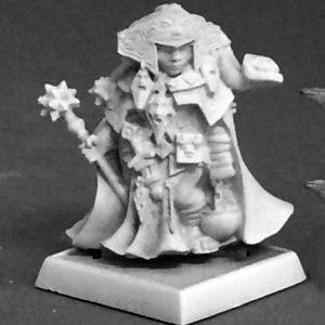 60180 Sharda, Iconic Female Dwarf Shaman