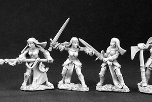 6062 Battle Nuns and Mother Superior (4)