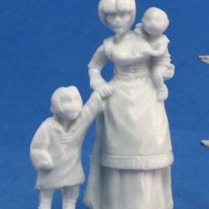 77087 Townsfolk, Mom and Kids