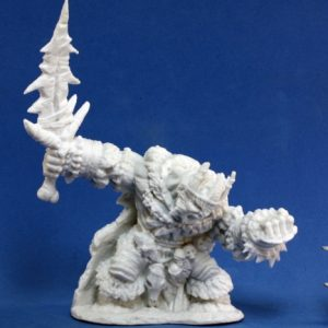 77106 Boerogg Blackrime, Frost Giant Jarl