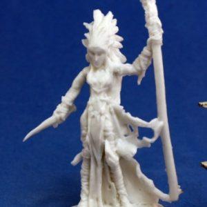 77121 Liela, Dark Elf Wizard