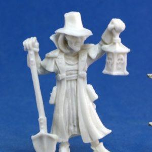 77143 Townsfolk, Undertaker