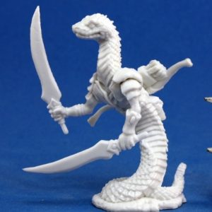 77153 Snakeman Warrior, Nagendra Stalker