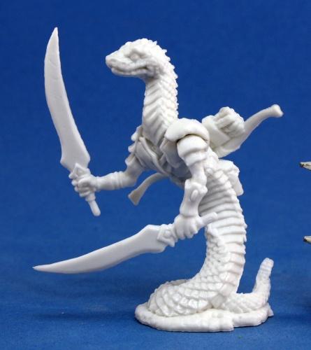 77153 Snakeman Warrior, Nagendra Stalker