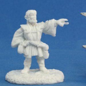 77166 Balto Burrowell, Gnome Wizard