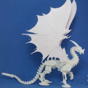 77177 Wyrmgear, Clockwork Dragon