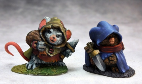 77287 Mousling Thief & Assassin
