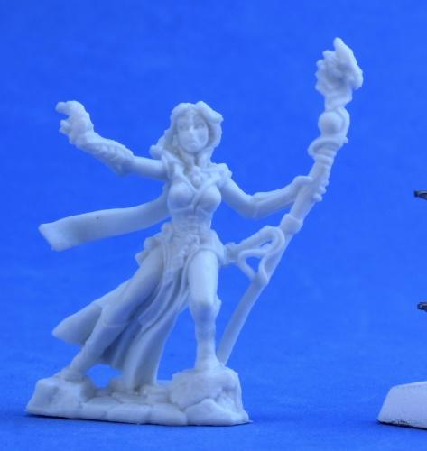 77386 Andriessa, Female Wizard