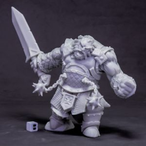 77616 Fire Giant Warrior ( Hugh size )
